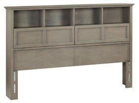 FST McKenzie King Bookcase Headboard