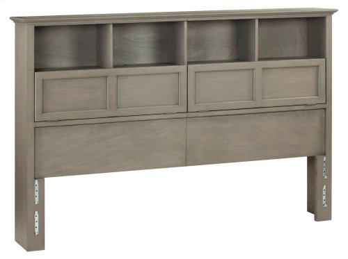 FST McKenzie King Bookcase Headboard