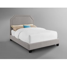 Melian Upholstered Bed - King