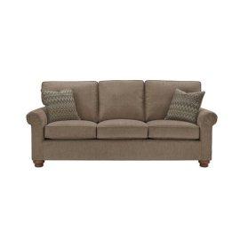 3 Cushion Sofa - Mocha Chenille Finish