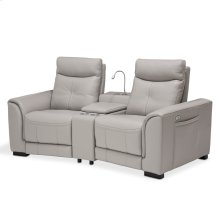 Bentley Loveseat Set W/motion (3 Pc)