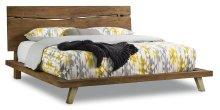 Bedroom Transcend Queen Platform Bed