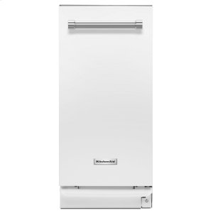 Kitchenaid1.4 Cu. Ft. Built-In Trash Compactor White