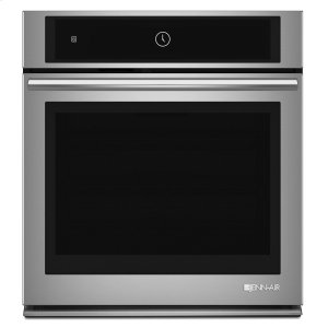 "Jenn-AirEuro-Style 27"" Single Wall Oven with MultiMode® Convection System Stainless Steel"