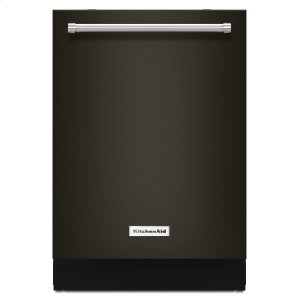 KitchenAid44 dBA Dishwasher with Clean Water Wash System Black Stainless Steel with PrintShield(TM) Finish
