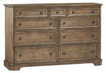 "RGB 72""W Stonewood Master Dresser"