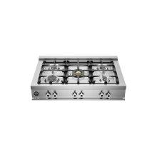 36 Rangetop 5-burner Stainless Steel