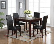 Albany 5 Pc Square Dining Set Product Image
