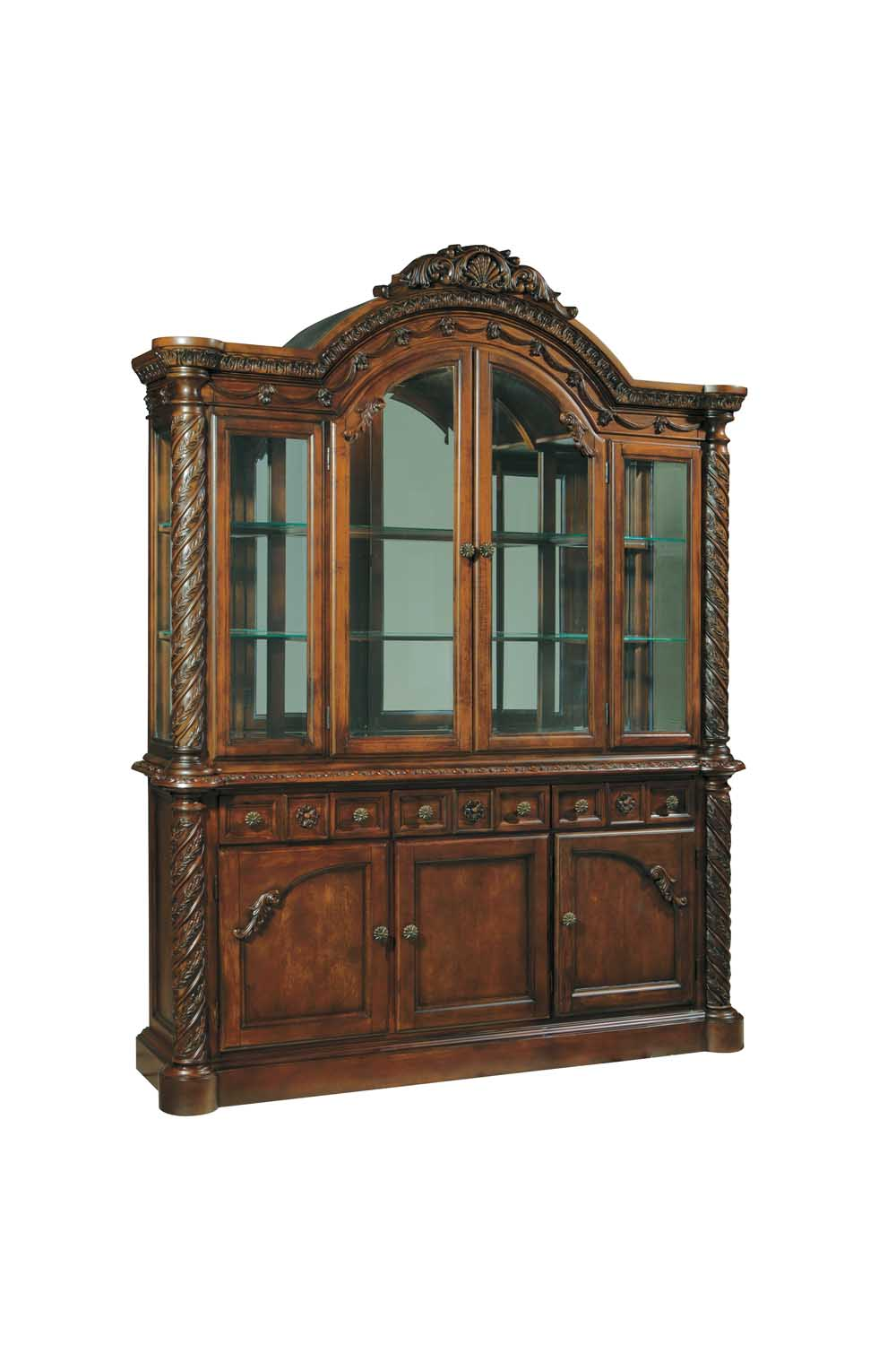 Ashley Furniture Buffet Hutch Furniture Designs