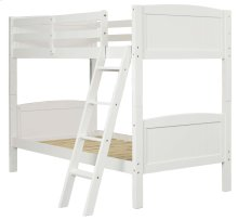 Twin Bunk Bed Rails and Ladder