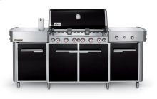 SUMMIT® GRILL CENTER NATURAL GAS - BLACK