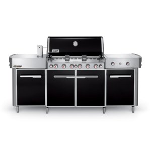 WeberSUMMIT® GRILL CENTER NATURAL GAS - BLACK