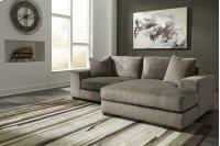Manzani - Graphite 2 Piece Sectional Product Image