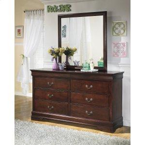 AshleySIGNATURE DESIGN BY ASHLEYAlisdair - Dark Brown 2 Piece Bedroom Set