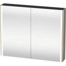 Mirror Cabinet, Basalt Matt (decor)