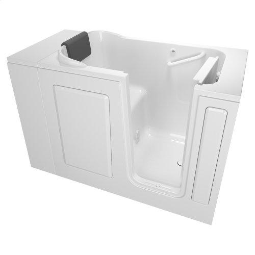 Gelcoat Premium Series 28x48-inch Walk-in Bathtub  Soaking Tub  American Standard - White