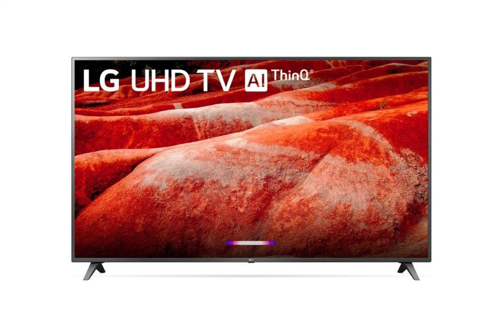 LG AppliancesLg 82 Inch Class 4k Smart Uhd Tv W/ Ai Thinq® (81.5'' Diag)