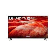 LG 82 inch Class 4K Smart UHD TV w/ AI ThinQ® (81.5'' Diag)
