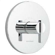 Berwick Central Therm Valve Trim w/ Lever Handles - Polished Chrome
