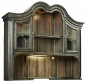 Home Office Auberose Computer Credenza Hutch Product Image