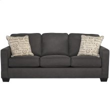 Signature Design by Ashley Alenya Sofa in Charcoal Microfiber