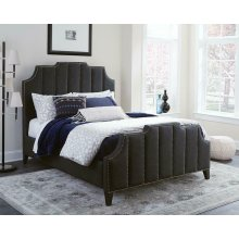 Sinclair Upholstered Full Bed