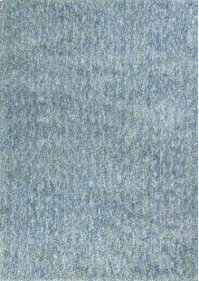 "Bliss 1588 Seafoam Heather 2'3"" X 7'6"" Runner"