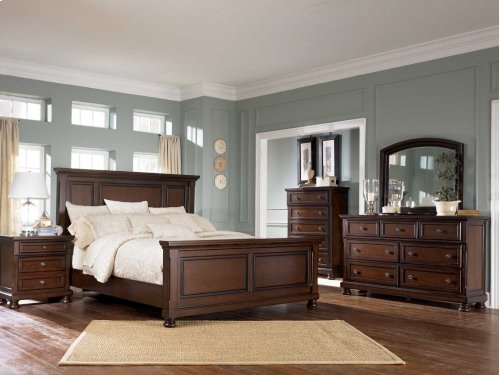 porter bedroom set