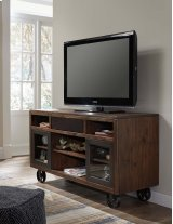 Barnallow - Brown 2 Piece Entertainment Set Product Image