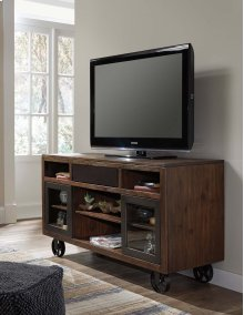 Barnallow - Brown 2 Piece Entertainment Set