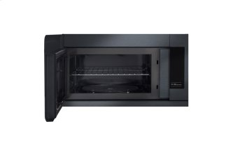 2.2 CU.FT. Large Capacity Over-the-range Microwave With 2nd Generation Slide-out Extendavent and Easyclean™ Interior