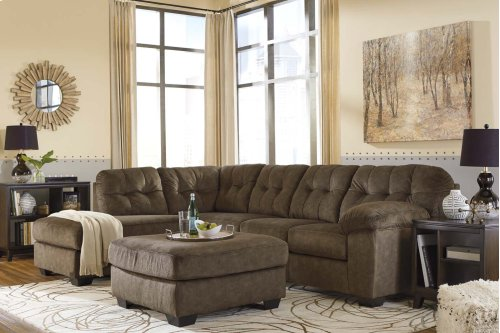 LAF Chaise Sleeper Sectional