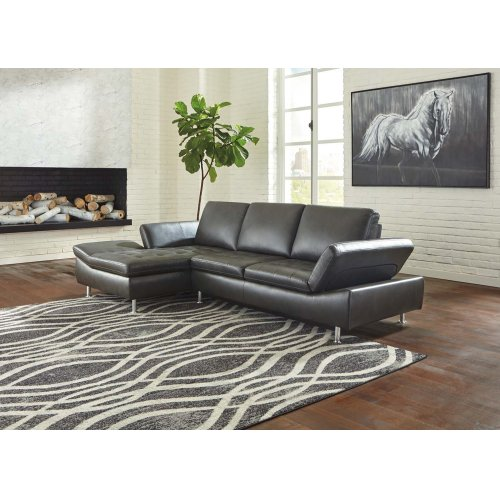 Carrnew - Gray 2 Piece Sectional
