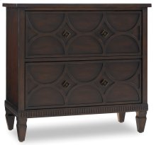 Living Room Two Drawer Chest