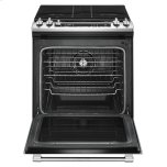 Maytag 30-INCH WIDE SLIDE-IN GAS RANGE WITH TRUE CONVECTION AND FIT SYSTEM - 5.8 CU. FT.