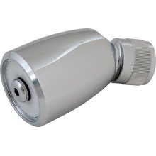 Showerhead with swivel ball joint