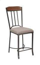 Zanilly - Two-tone Set Of 2 Dining Room Barstools Product Image