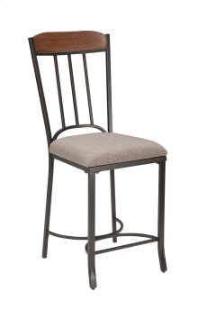 Zanilly - Two-tone Set Of 2 Dining Room Barstools