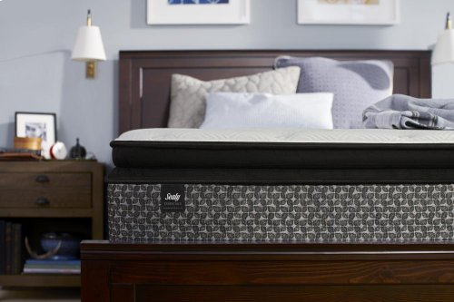 Response - Essentials Collection - Beaming - Plush - Euro Pillow Top - Cal King
