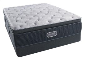 BeautyRest - Silver - Sunkissed - Summit Pillow Top - Plush - Cal King