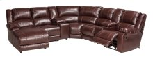 MacGrath DuraBlend® - Mahogany 5 Piece Sectional