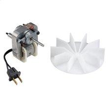 Motor/Wheel, for (663N, 663LN, and 696N ver. A) 50 CFM