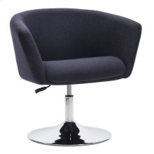Umea Arm Chair Iron Gray