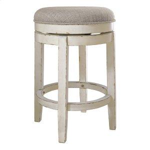 Ashley FurnitureSIGNATURE DESIGN BY ASHLEYUPH Swivel Stool (1/CN)