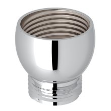 "Polished Chrome Perrin & Rowe 3/4""F X 1/2""M Adaptor"