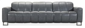 Living Room Giancarlo Motion Leather Sofa w/ Power Headrest