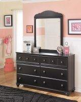Jaidyn - Black 2 Piece Bedroom Set Product Image