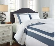 Queen Duvet Cover Set Product Image