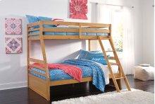 Hallytown - Light Brown 2 Piece Bed Set
