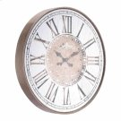 Hora Clock Antique Silver Product Image